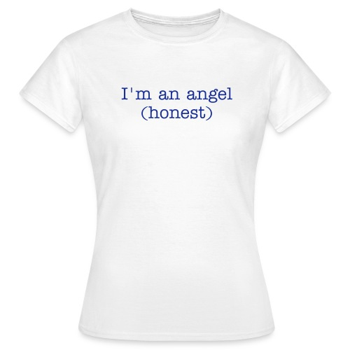 Angel - Women's T-Shirt