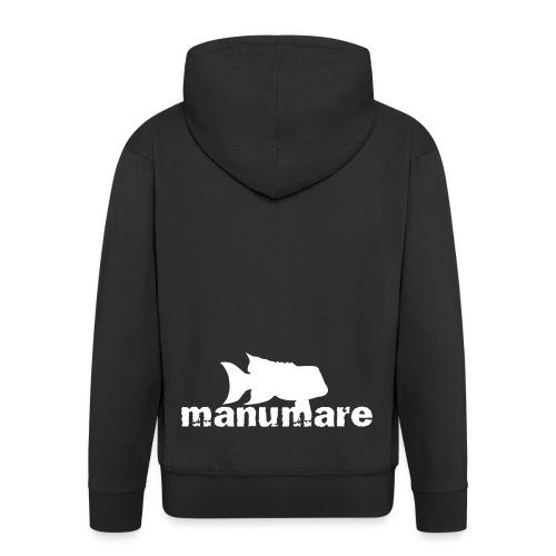 manumare Kapuzenjacke - Männer Premium Kapuzenjacke
