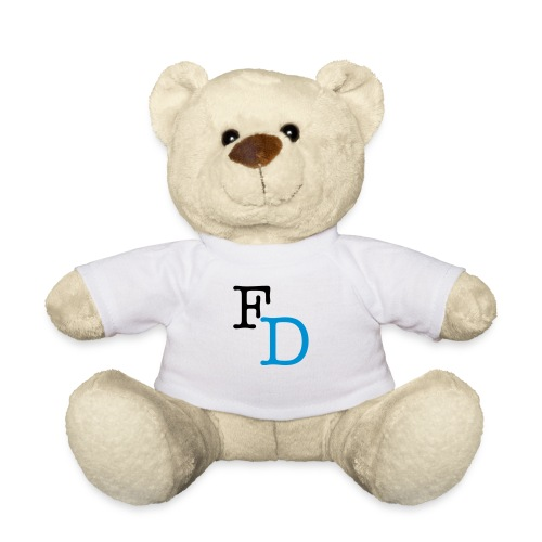FASHION DESTINY LOGO BEAR - Teddy Bear