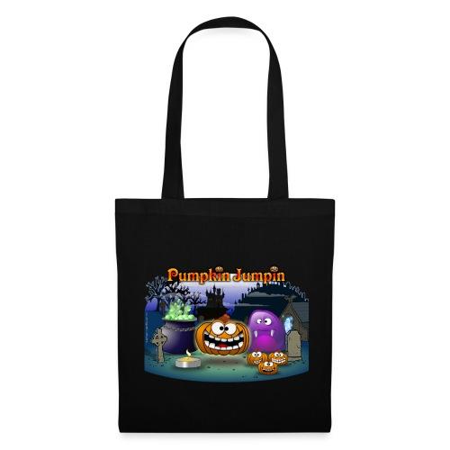 PumpkinJumpin Bag - Tote Bag