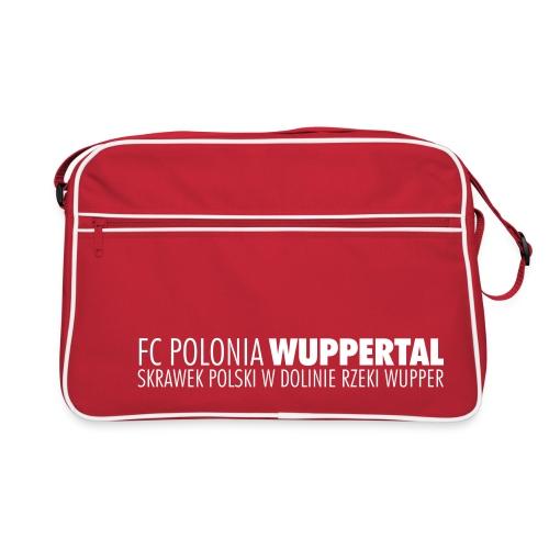 FC POLONIA - Designer Tasche - Retro Tasche