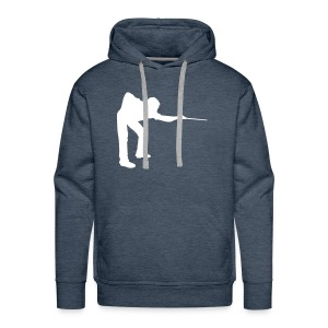 Shooting player - Men's Premium Hoodie