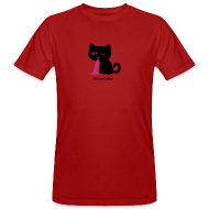 T-Shirts ~ Männer Bio-T-Shirt ~ MiezeKotze