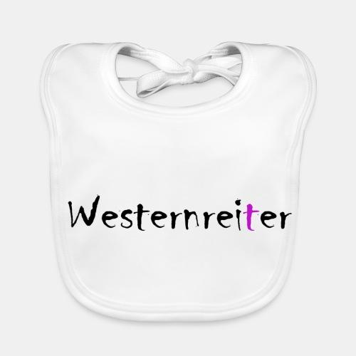 Lätzchen Westernreiter - Baby Bio-Lätzchen