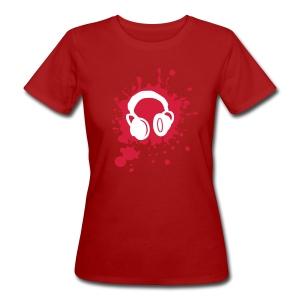 Music! - Frauen Bio-T-Shirt