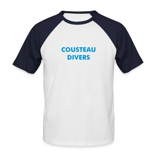 Test - T-shirt baseball manches courtes Homme