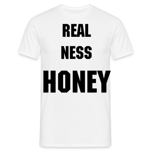 REALNESS - Men's T-Shirt