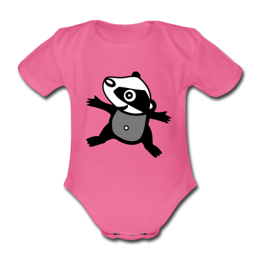 Badger Baby - Nature - Little Brother - Family Baby Bodysuits