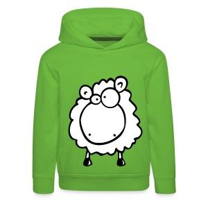 Das Schaf Pulli - Kinder Premium Hoodie