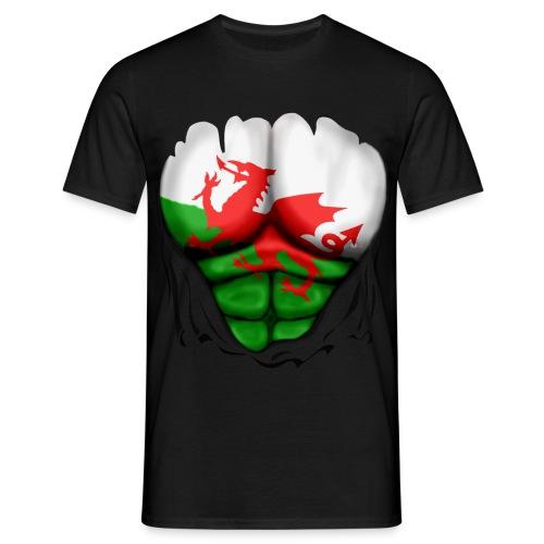 Welsh HardDance - Men's T-Shirt