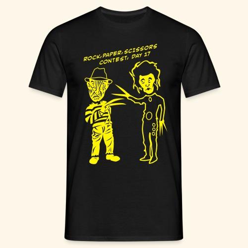Ed & Fred, Yellowbelly - Männer T-Shirt