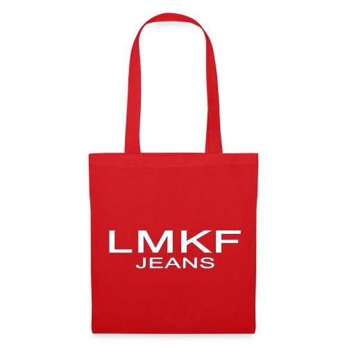 LMKF jeans - Borsa di stoffa