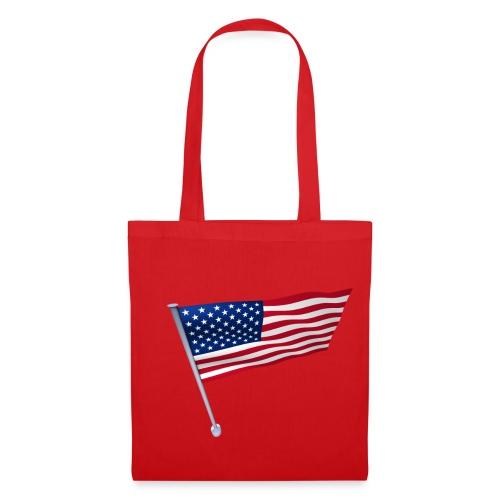 USA Shirt - Tote Bag