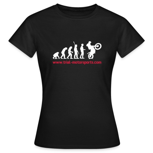 Trial-Evolution - Frauen T-Shirt