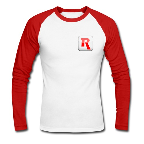 RENDERLights Long Sleves - Men's Long Sleeve Baseball T-Shirt
