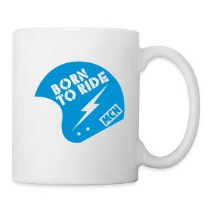 MCN Born to ride mug - Mug