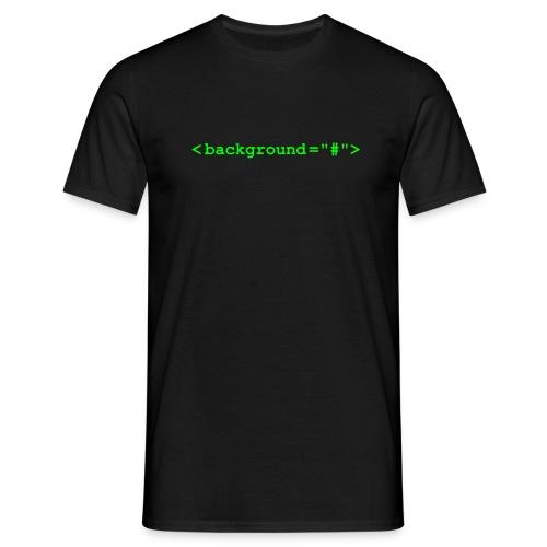 Background - Männer T-Shirt