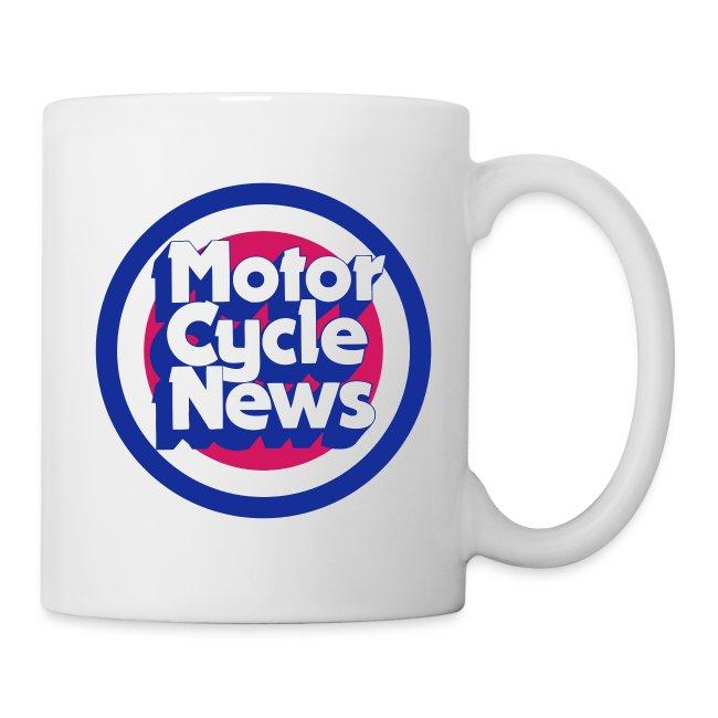 MCN logo mug