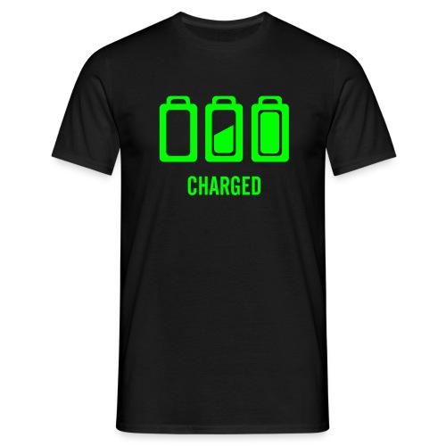 Geladen! - Männer T-Shirt