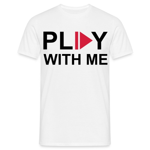 play - T-shirt Homme