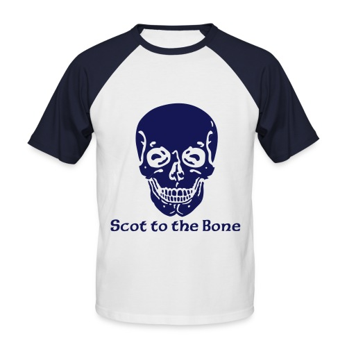Get It On Scots - Men's Baseball T-Shirt