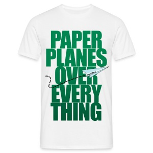 Planes Over Everything - Men's T-Shirt