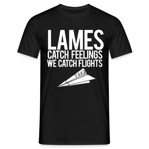 Lames Catch Feelings - Limited Edition - Men's T-Shirt