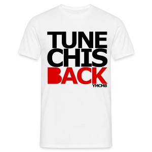 TUNECHIS BACK! - Men's T-Shirt