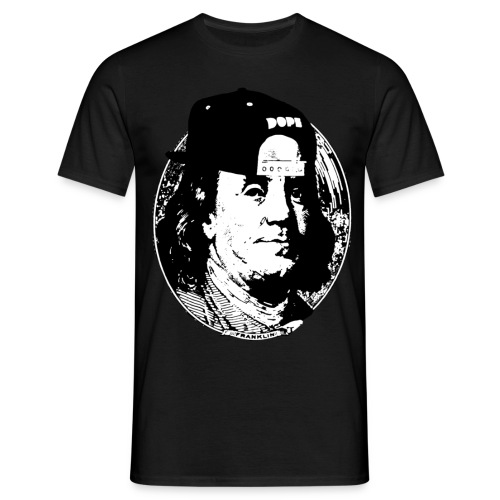 DOPE Franklin - Men's T-Shirt