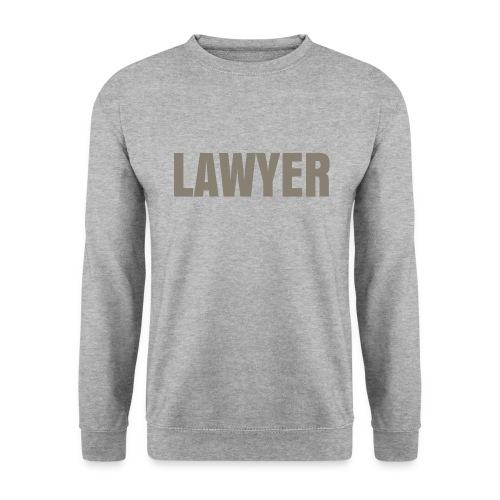 LAWYER LTD EDITION Camo Logo Sweat - Men's Sweatshirt