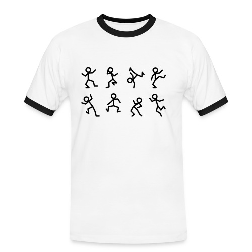 Get It On Dance - Men's Ringer Shirt