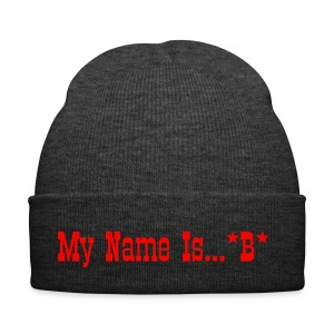 Unisex Winter Hat (Neon Print) - Winter Hat