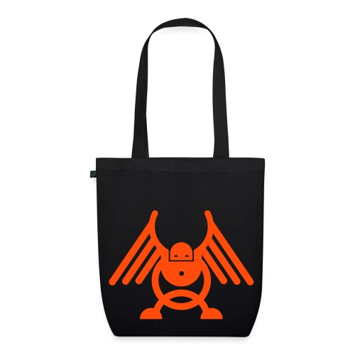 Bag Flying Robot - EarthPositive Tote Bag