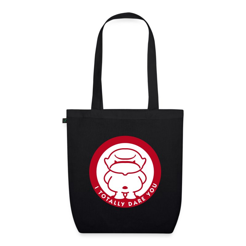 Bag Daring Alien - EarthPositive Tote Bag