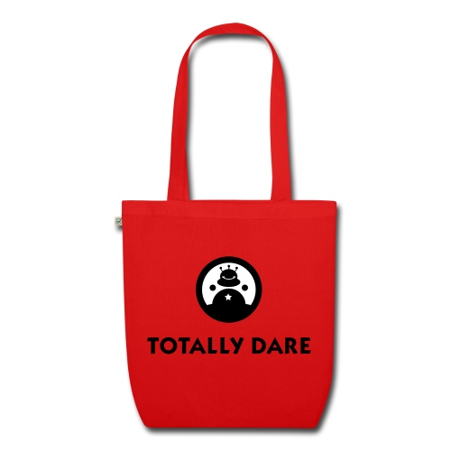 TOTALLY DARE bag - EarthPositive Tote Bag