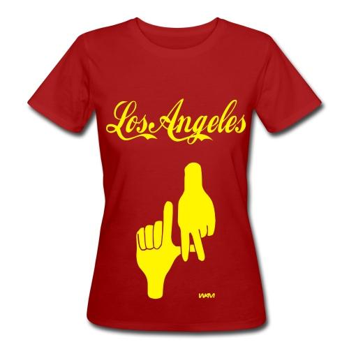 L.A - T-shirt bio Femme