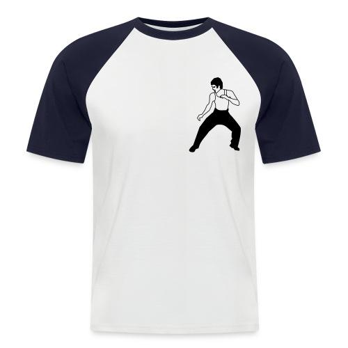 Bruce Lee shirt - T-shirt baseball manches courtes Homme