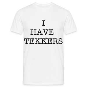 Tekkers Top  - Men's T-Shirt
