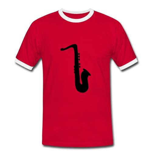 SAXO - Camiseta contraste hombre
