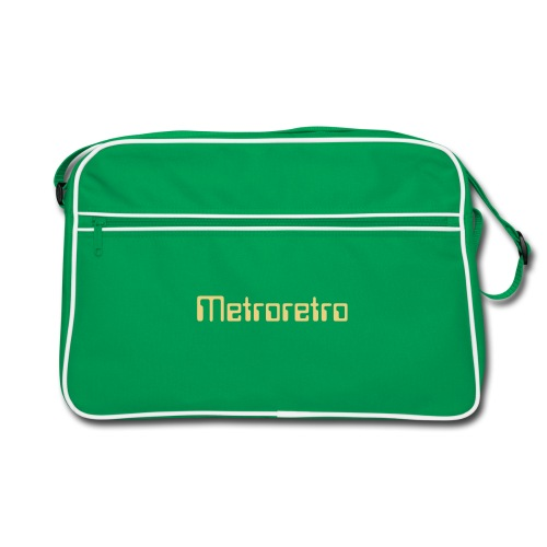 Metroretro Bag - Retro Tasche