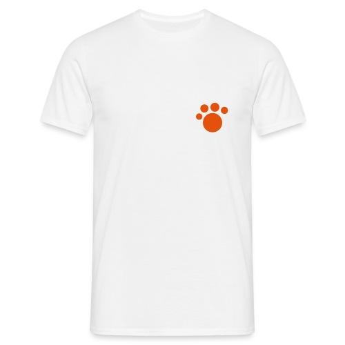 huella - Camiseta hombre