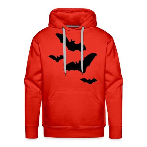 Damen Pullover mit Fledermaus Familie - Männer Premium Hoodie