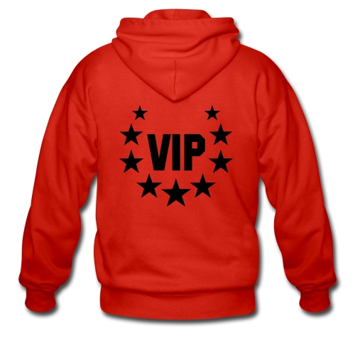 VIP - Chaqueta con capucha premium hombre