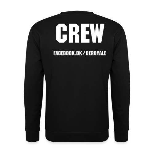 Crew-neck support trøje - Herre sweater