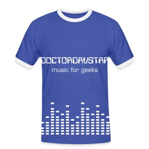 doctordavstar - Men's Ringer Shirt