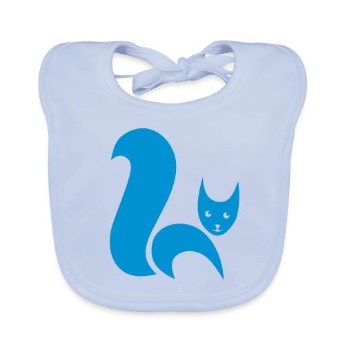 shirt fuchs eichhörnchen fox foxy squirrel eichkatzl schweif wald tier shirt tiermotiv - Baby Bio-Lätzchen