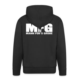 MFG Kapuzenjacke M - Männer Premium Kapuzenjacke