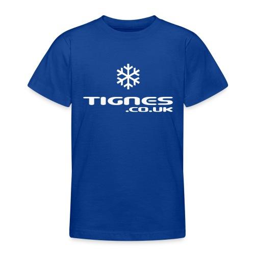 Teenage T-Shirt - Kids Glitter Tee