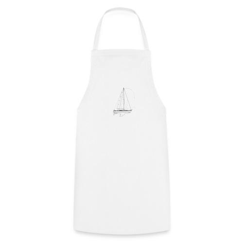 Tablier de cuisine blanc - Tablier de cuisine