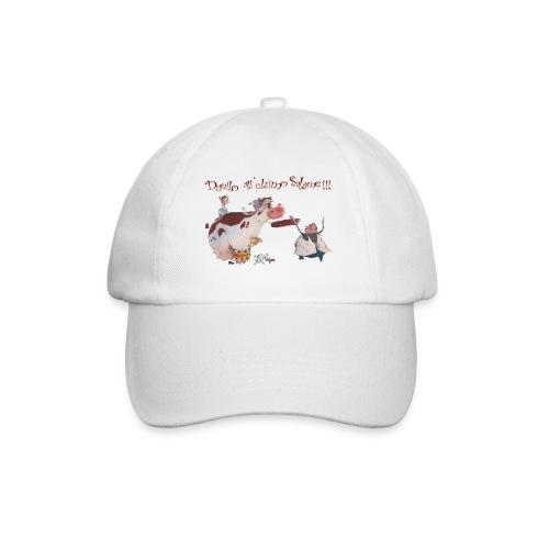 Duello all'ultimo salame - Cappello con visiera